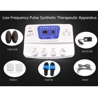 Buy cheap LCD Full Body Relax Electric Massager Pulse Acupuncture Therapy Slipper Tens Machine from wholesalers