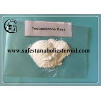 Buy cheap Testosterone Base 99% Pure Raw Steroid Powder CAS 58-22-0 To Promote Male Genital Growth from wholesalers