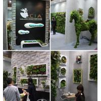 Real touch wholesell artificial rose bloom fabric petals for Artificial plants for interior decoration
