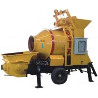 Buy cheap Hot Sale JBT Series Diesel small portable concrete pump with mixer from wholesalers