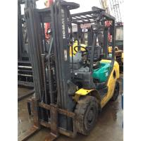 Buy cheap komatsu 3ton (FD30T-16)used forklift,the lift 4.7M from wholesalers