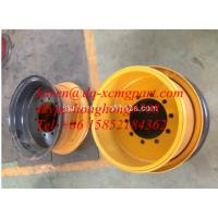 Buy cheap XCMG grader spare parts GR215A rim for tire,001210123, from wholesalers