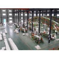 800-1000kg/H Capacity Stone Paper Making Machiner Extrusion Line 500 RPM Torque
