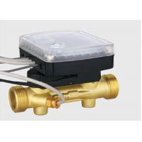 Buy cheap Residential Inline Ultrasonic Flow Meters LCD Irrigation Mass Flow Measurement from wholesalers