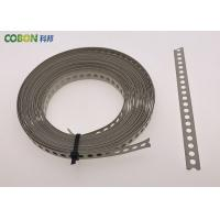 Buy cheap Perforated  Banding Perforated Steel Straps Steel Band Perforated Strip from wholesalers