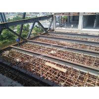 Buy cheap Modern Structural Steel Bridge Construction Railroad Through Or Deck Plate Girder (DPG) from wholesalers