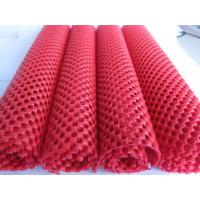 Buy cheap waterproof carpet underlay,PVC non slip rug pad from wholesalers