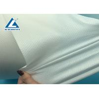 Buy cheap GSM 100g Elastic Nonwoven For Diaper Making , Non Woven Medical Fabric Of Diaper Material from wholesalers