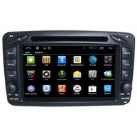 Buy cheap 2 Din Car Radio Player Mercedes GPS Search Navigation Benz W209 from wholesalers