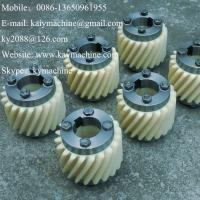 Buy cheap Anti-backlash Worms, Bevel Gears, Gear Clamps, Cluster Gears from wholesalers