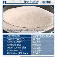 Buy cheap China manufacturer polycarboxylate based superplasticizer for concrete from wholesalers
