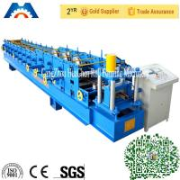Buy cheap Quality Control Steel C Channel Cold Roll Forming Machine for Philippine from wholesalers