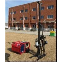 Portable Shallow Sampling Drill Rig Machine Light Weight 40 - 56 mm Hole Diameter