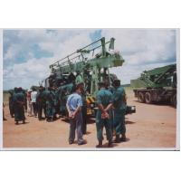 Buy cheap Truck-mounted Waterwell Drilling Rig SIN250 With Dual Hydraulic Cylinder from wholesalers