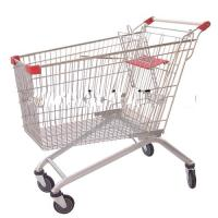 Buy cheap wholesale price store trolleys grocery shopping carts from wholesalers