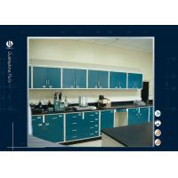 Buy cheap Anticorrosive Compact Laminate Dental Lab Furniture Lab Work Table from wholesalers