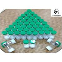 Buy cheap Fat Burner Peptide Human Growth Peptides Cjc 1295 Without Dac 2mg / Vial CAS 863288-34-0 from wholesalers