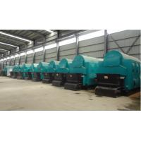 Buy cheap DZL 4 Ton Biomass Coal Hot Water Boiler Chain Grate Fully Automatic from wholesalers
