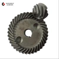 Buy cheap Carbon Steel Forging Large Module Crown Gear Ring and Pinion Gear Set from wholesalers