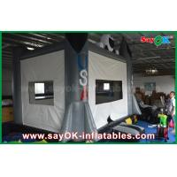 Buy cheap 0.6mm PVC 4x3m Grey Inflatable Jumping Castle Popular Happy Hop Bouncy Castle from wholesalers