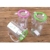 Buy cheap 1.2L PS water mug transparent quality water pitcher juice mug creative mug from wholesalers