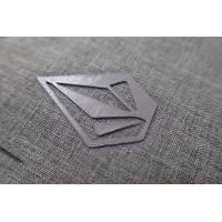 Buy cheap High Density Labels Heat Adhesive Silver Screen Printing Labels Heat Transfer Labels For Shoes,Clothes,Bags,Hats from wholesalers