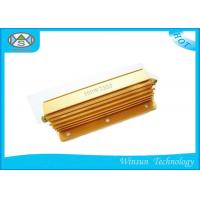 Buy cheap Aluminum Housed 100W 51k Ohm Resistor , High Wattage Resistors For Power Supply from wholesalers