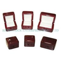 Buy cheap wooden jewelry boxes,Wooden jewelry Boxes Series from wholesalers