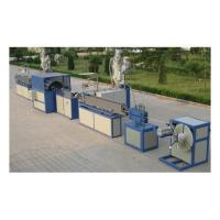 Buy cheap PVC fiber reinforced hose/pipe extrusion machine/ production line from wholesalers
