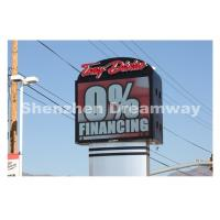 Buy cheap PH 16 Full Color Digital LED Signs Front Service Outdoor LED Signs Display from wholesalers