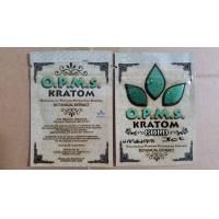 Buy cheap Custom kratom herbal incense packaging / 3ct OPMS capsules kratom bag from wholesalers