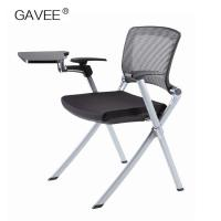 Buy cheap PP Plastic Folding Garden Chairs , Folding Picnic Chairs With Writing Pad from wholesalers