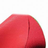 Buy cheap Polyester Fabric, Widely Used for Making Bags, Fashion Bags, Luggages, Tents or Suitcases from wholesalers