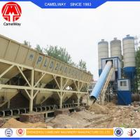 Buy cheap Hot sale HZS90 90m3/h Ready Mixed Concrete Batching Plant/Construction concrete from wholesalers