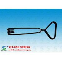 Buy cheap Machinery 4MM Shaped Torsion Springs High Carbon Steel ROHS TS 16949 Certification product