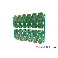 Buy cheap FR 4 Multilayer Flexible Pcb , Auotomotive PCB Printed Circuit Board Fabrication product