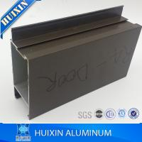 Buy cheap Extrusion Housing Manufacturing Customized Aluminium Profile from wholesalers
