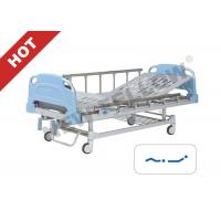 Buy cheap Double Crank Medical Hospital Beds product
