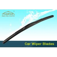 Buy cheap Grade A Rubber Refill Car Wiper Blades , Honda Accord Hybrid Car Replacement Windscreen Wipers from wholesalers