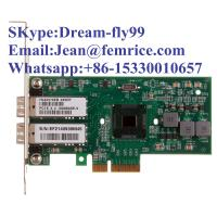 Buy cheap 10002EF PCIe Gigabit Lan card within Intel82576EB Chipset controllers used in every server from wholesalers