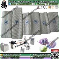 Quality High quality EPE fruit net extrusion machine for sale