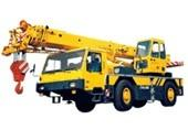 Buy cheap XCMG 25ton all terrain crane, 25ton mobile crane from wholesalers