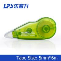 Buy cheap OEM / ODM Plastic Mini Green Colored Correction Tape 5mm X 6m No T-W9155 from wholesalers