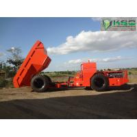 Buy cheap Excavation Equipment RT-15 Low Profile Dump Truck Volume 7 Cubic Meter from wholesalers