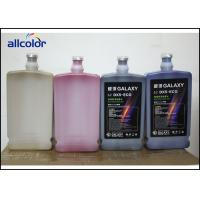 Buy cheap Epson DX5 Eco Solvent Printer Ink CMYK For Outdoor Advertising Industry from wholesalers