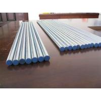 Buy cheap ST37.4 Galvanized Steel Tubing , Seamless Zinc Coated Steel Pipe DIN1630 from wholesalers
