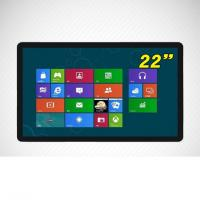 Buy cheap 22 Inch Touch All-in-one PC,TFT Touch Screen Digital Signage,multi-touch digital signage from wholesalers