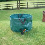 Buy cheap pop up leaf garden bin/public trash can/garden bag/rubbish bin/leaf bag from wholesalers