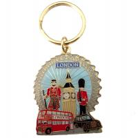 Buy cheap London key chain,bottle opener with keyring from wholesalers