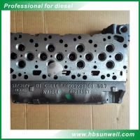 Buy cheap Assy SDe4.5 4929283 Diesel Engine Cylinder Head / Automotive Cylinder Heads product